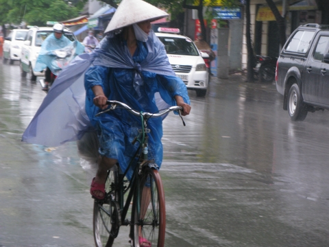 Bắc Bộ sắp xuất hiện đợt mưa kéo dài
