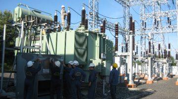 Một số hình ảnh Công tác bảo trì trạm KCN AMATA năm 2013