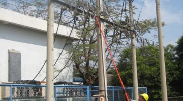Bảo trì hệ thống điện trung thế tại nhà máy dệt may Texhong – KCN Nhơn Trạch