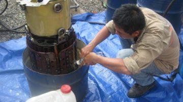 Bảo trì định kỳ 2013 TBA 110kV Tuy Hạ