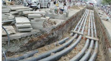 Thành phố Hồ Chí Minh nỗ lực ngầm hóa lưới điện