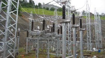 Một số hình ảnh Công tác xây dựng TBA 110kV tại Thủy Điện BamBri